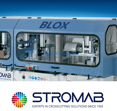 Чашкозарезной станок STROMAB BIG BLOX